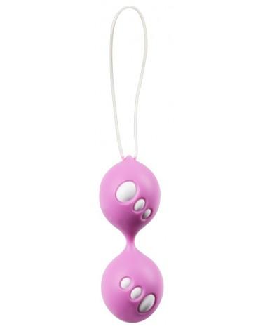 Twin Balls - gésagolyó duó (pink) Gésagolyó  You2Toys