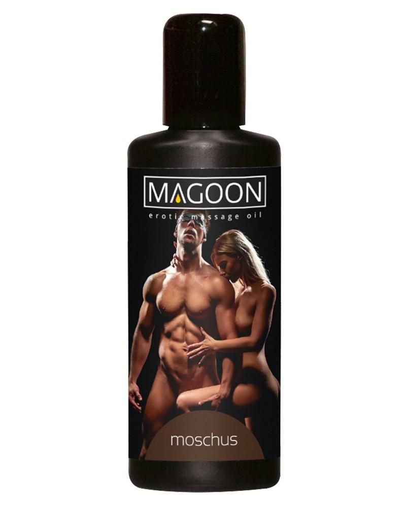 Pézsma masszázsolaj Kiegészítők  Magoon