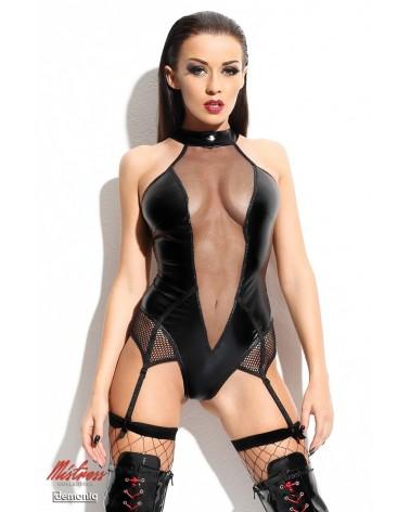 Agnes fekete body Demoniq