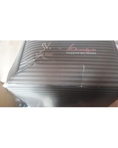 COTE pink csipkés melltartó (sérült csomagolással) Sérült csomagolású termékek