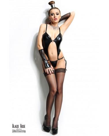 Nadine fekete 2 részes szett Body