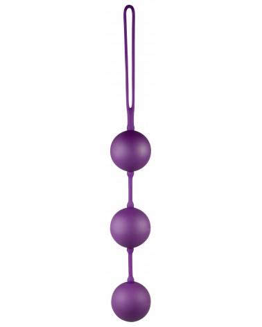 Velvet lila, tripla gésagolyó Gésagolyó  You2Toys