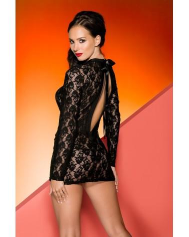 RAYEN fekete hálóing Avanua