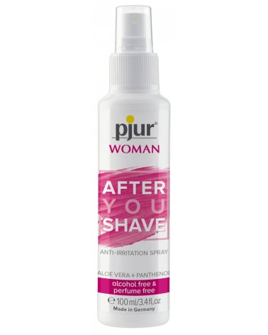 Pjur After You Shave - bőrnyugtató spray Drogéria