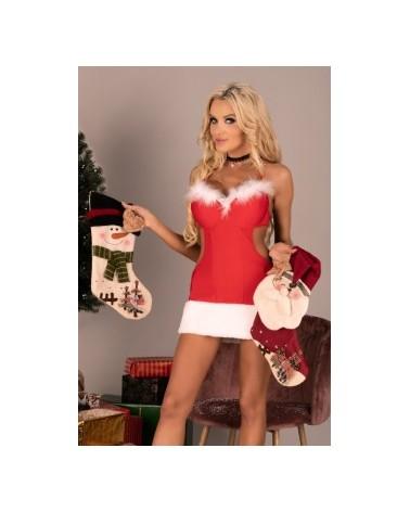 Santas Coming szexi mikuláslány Ünnepi különkiadás