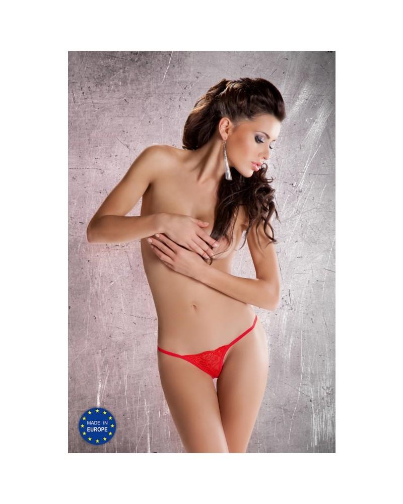 Milady szexi piros csipkés tangabugyi Női alsónemű