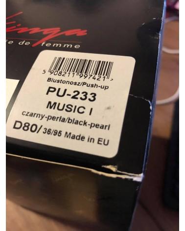 MUSIC I. push-up melltartó sérült csomagolással Sérült csomagolású termékek