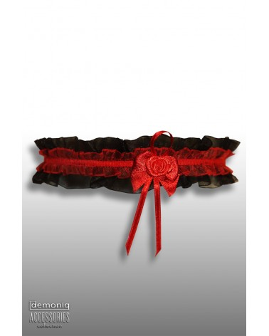 Sarah premium fekete szett - with Love collecion Demoniq