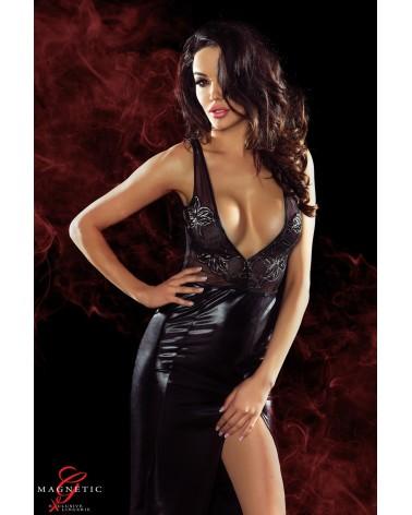 JACQUELINE fekete ruha