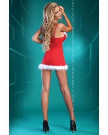 Christmas Honey mikuláslány jelmez Livia Corsetti