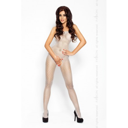 Alexis cicaruha, fehér testharisnya