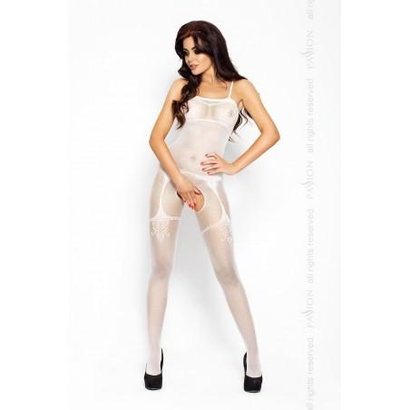 Morgan cicaruha, fehér testharisnya
