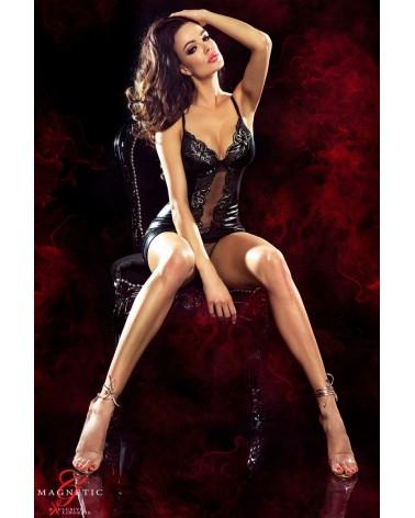 Myriam fekete erotikus ruha