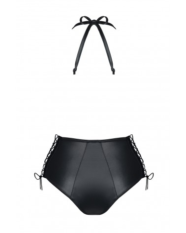 Carmen fekete erotikus ruha Demoniq