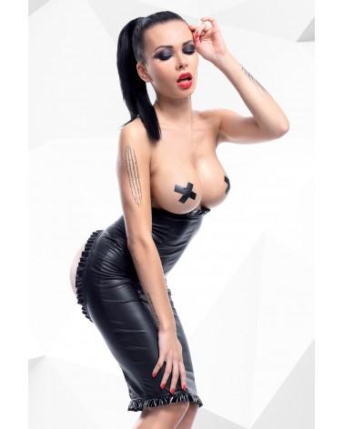 Ingrid fekete erotikus ruha Demoniq