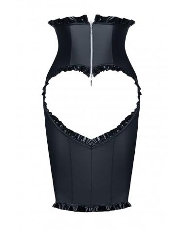 Ingrid fekete erotikus ruha Erotikus ruhák  Demoniq