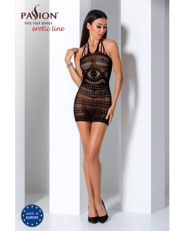 Lilian erotikus ruha, fekete színben Passion