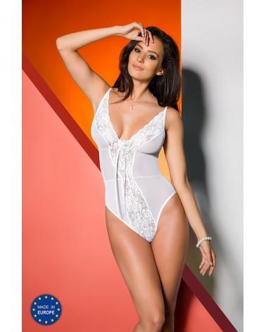 Jovita fehér csipkés body Body  Avanua